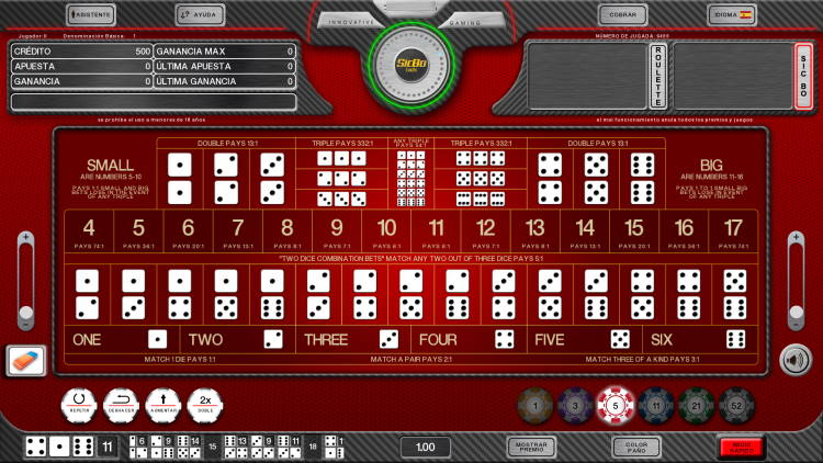 Sic Bo Online Casino Australia Is The Game With The Highest Odds